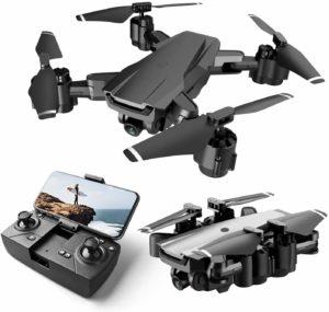 Drone speaker or camera