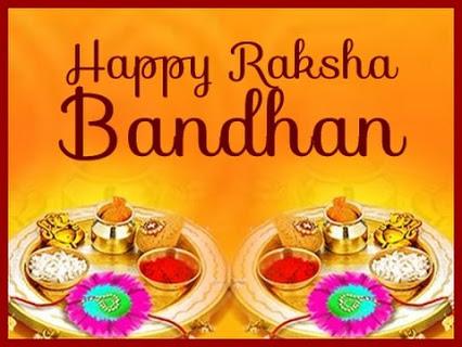 happy raksha Bandhan - Ideal Messages To Forward Your Siblings This Rakhi