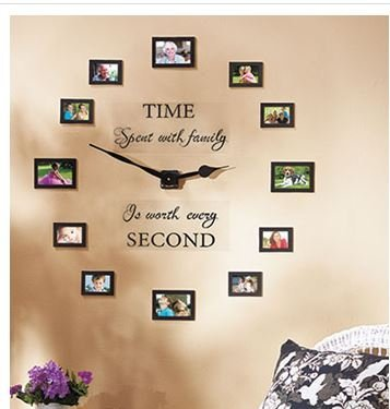 clock-with-family-pictures