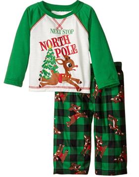rudolph pajamas