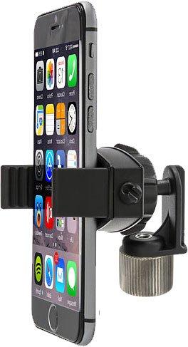 Smartphone micro stand