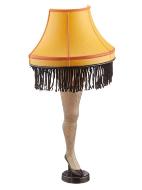 leg lamp night light