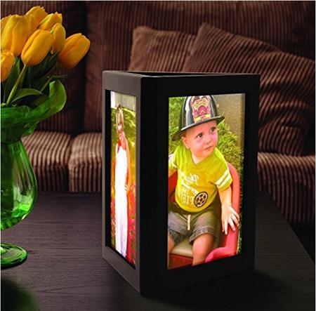 photo glo personalized luminary