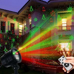 Projector laser lights