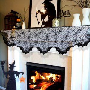 Mantel Scarf décor