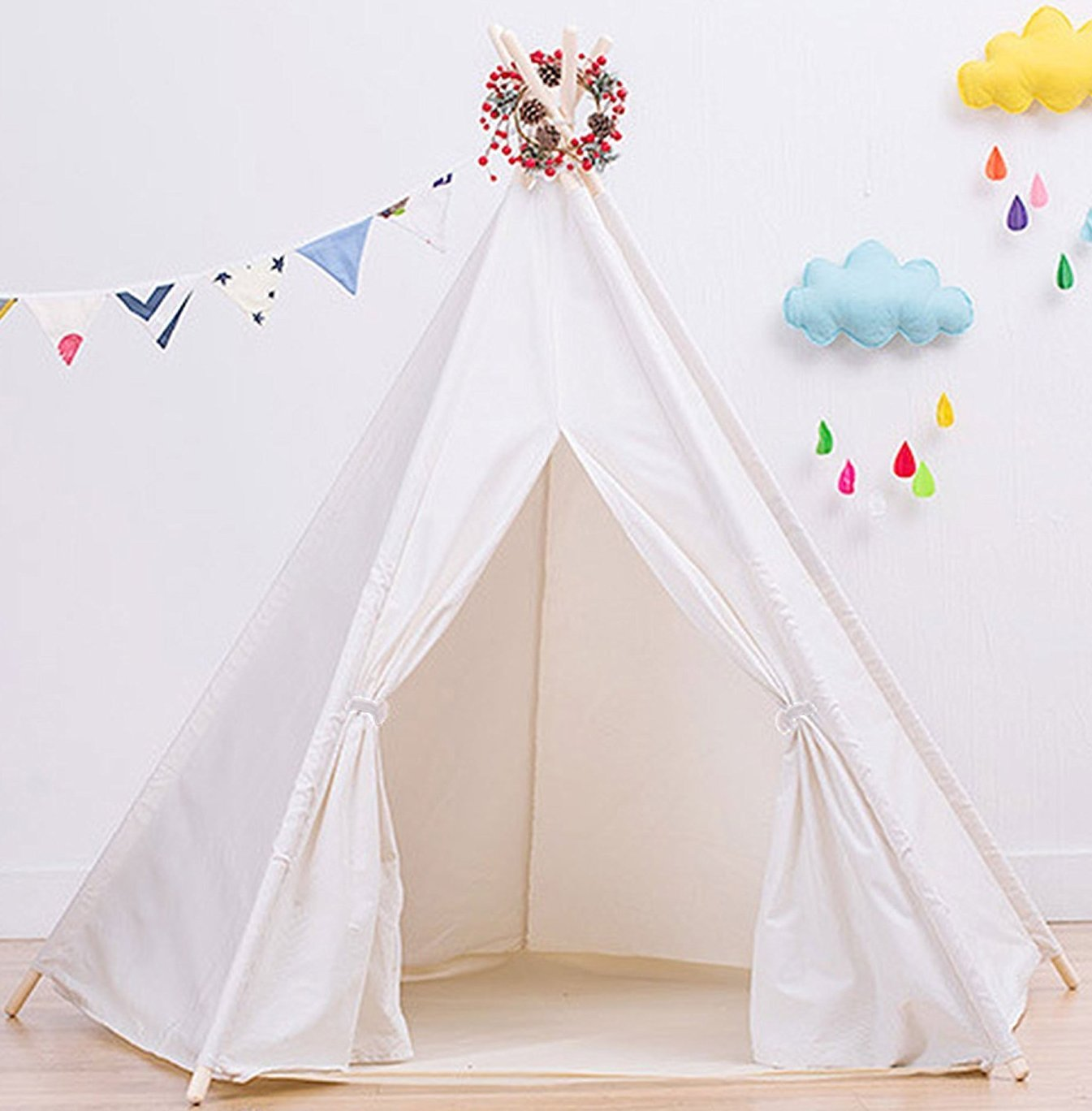 canvas tepee