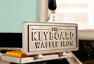 keyboard-waffles-iron