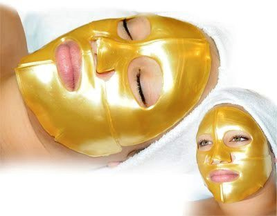 anti-aging-gold-face-mask