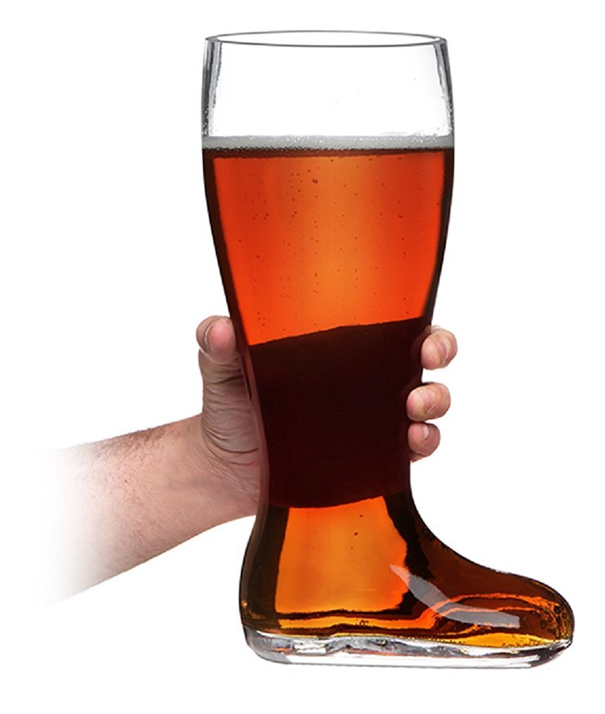 boot-glass-beer-bottle