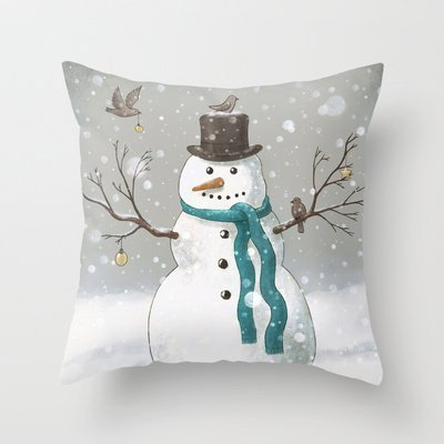 christmas-themed-pillow-case