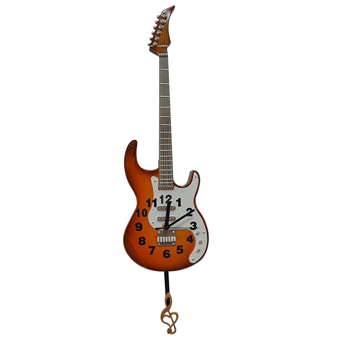 clock-in-the-shape-of-guitar