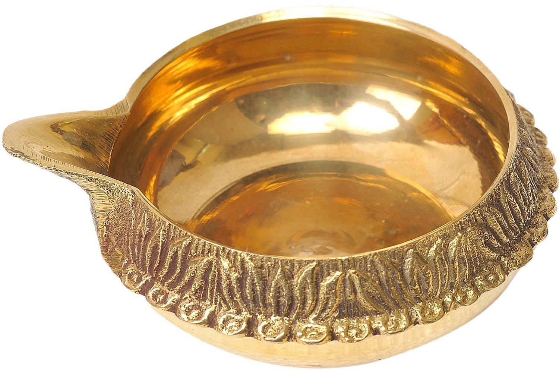 Diwali Puja Oil Lamp
