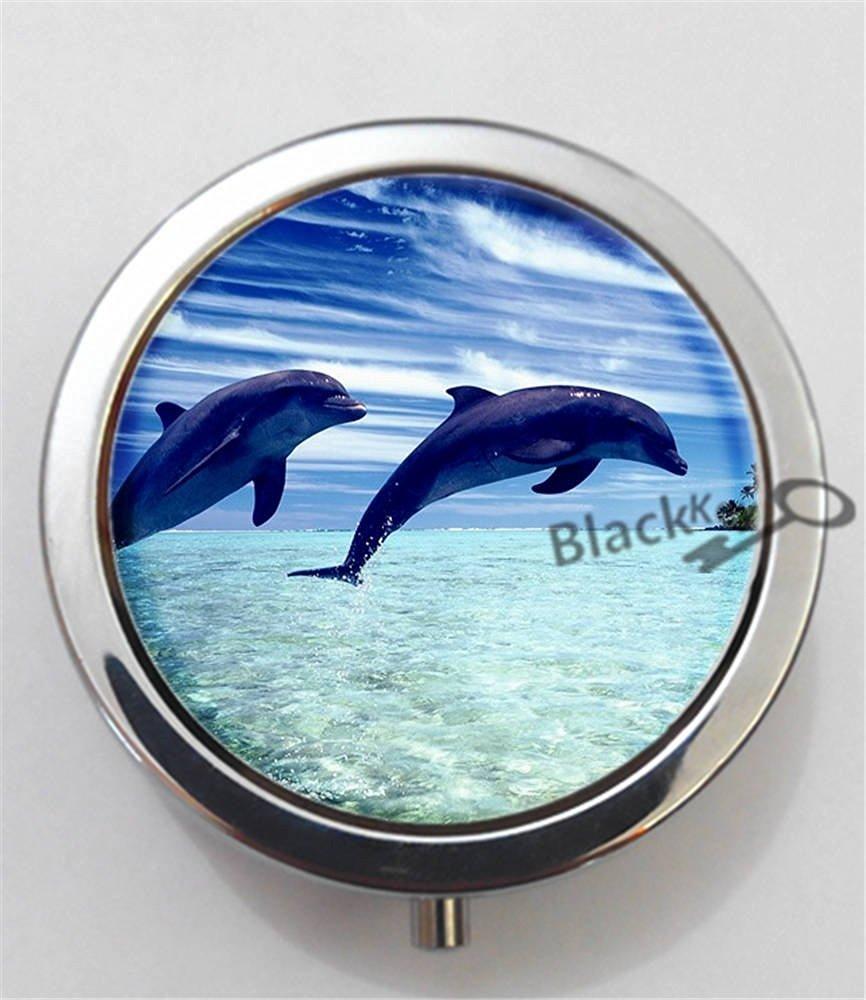 Dolphin pill organizer