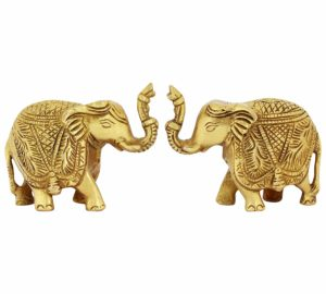 Elephants Collectible Statue