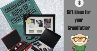 Gift Ideas for your Grandfather