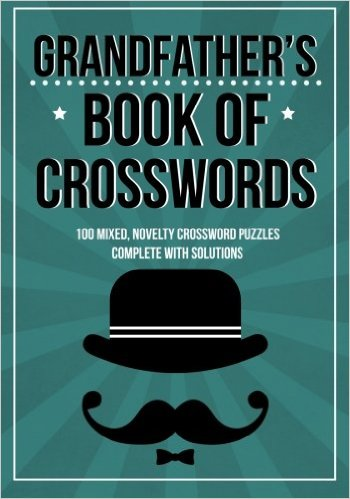 Grandfather's book of Crosswords