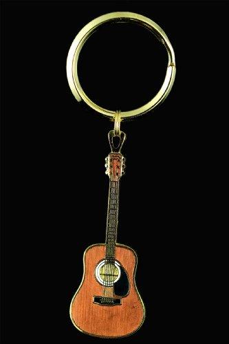 guitar-keychain