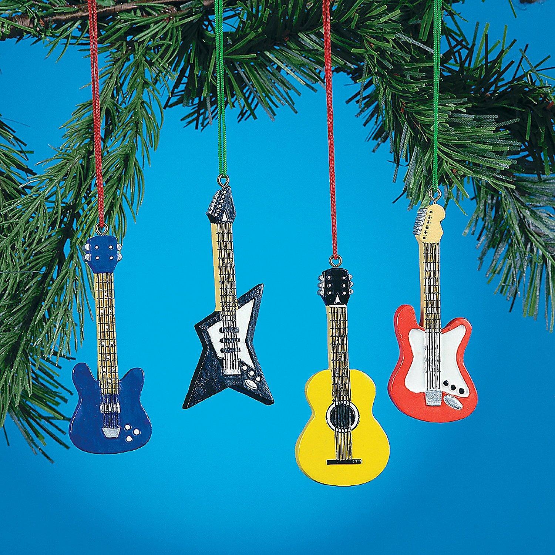 guitar-ornaments