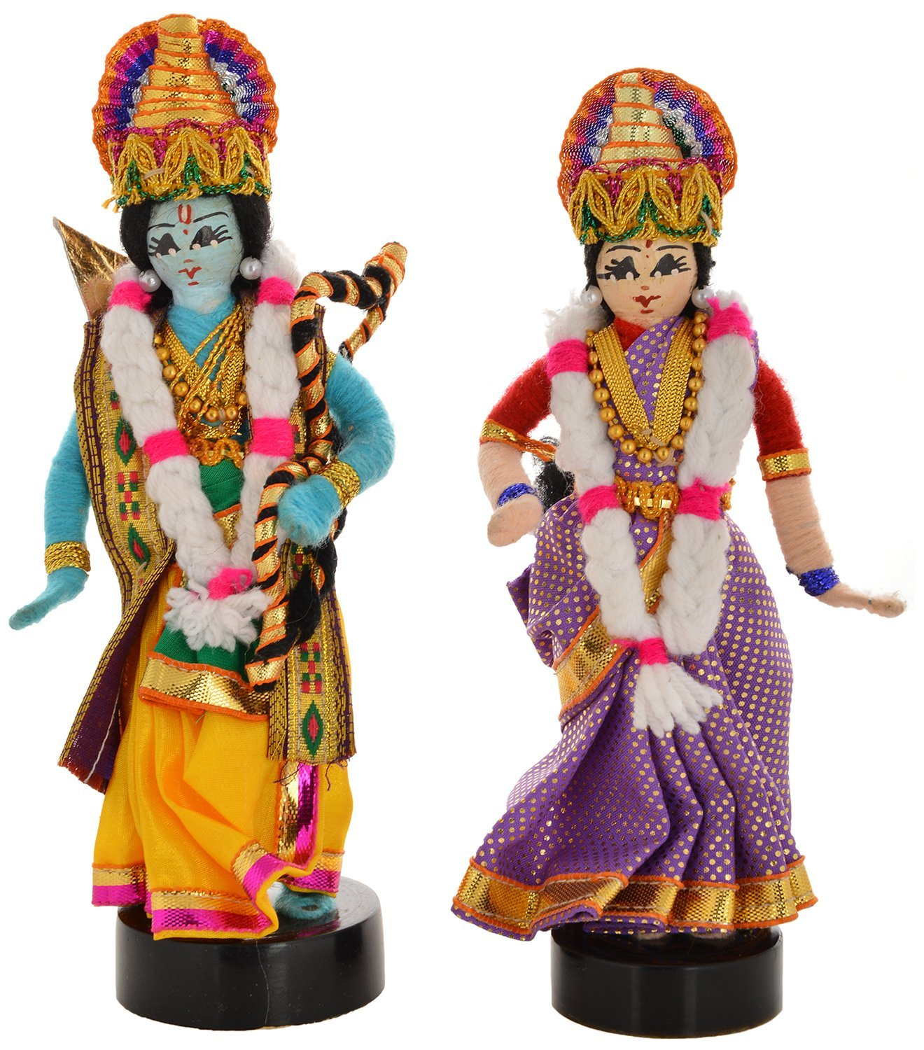 hand-crafted-lord-rama-and-sita-fabric-doll
