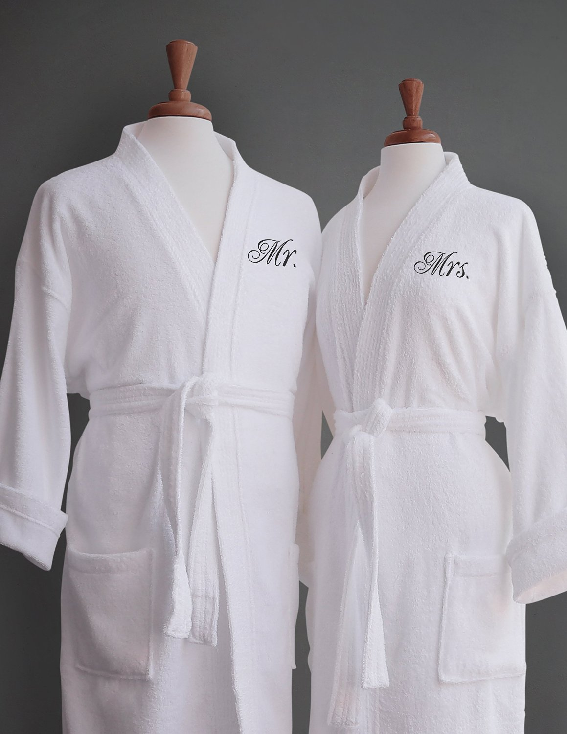 His & Her robes