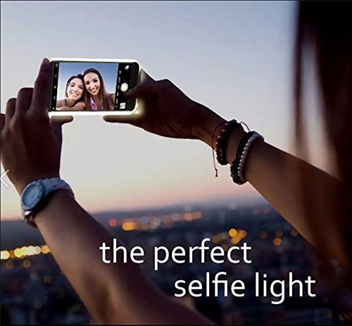LED Light-up selfie cell phone