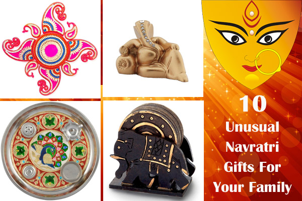 10 Unusual Navratri Gifts For Your Family Unusual Gifts