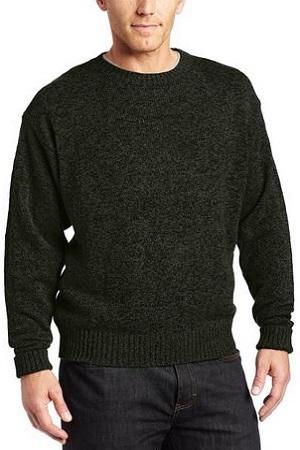 Pendleton Men's Shetland Crew-Neck Sweater