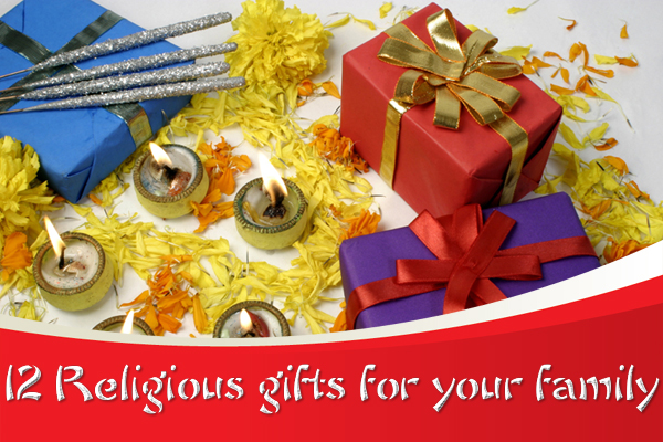 Religious gifts for your family