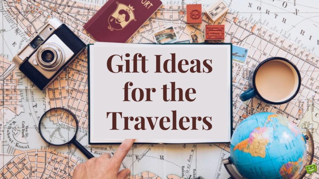 Unusual Travel Gift Ideas