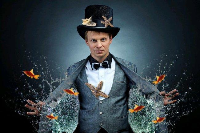 Book a magician