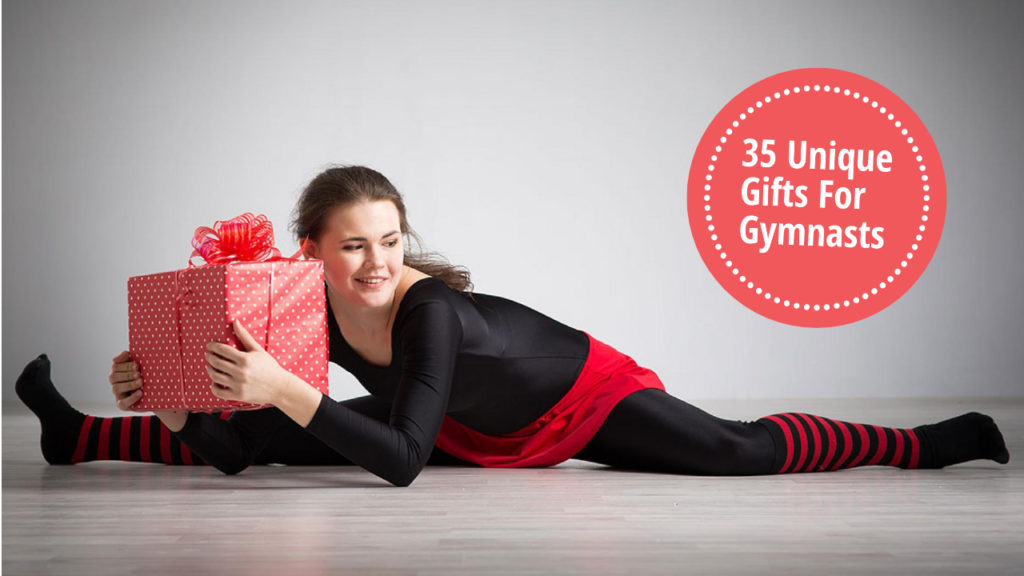 35 unique gifts for gymnasts