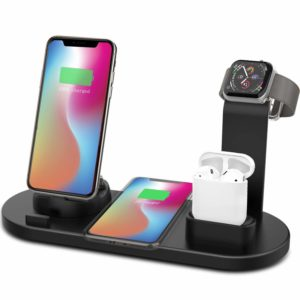 Apple Watch Charging Stand and iPhone Dock Station