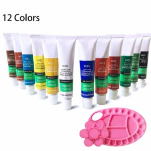 Happlee Professional Glass Paint Set