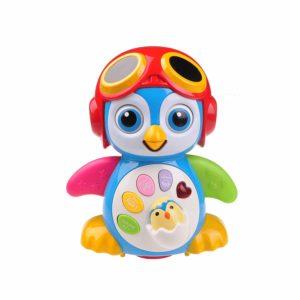 Dancing Penguin Toy