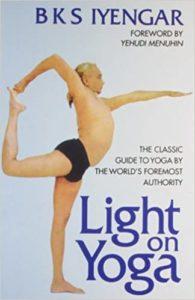 A book on Yoga