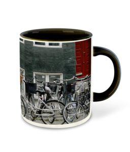 Bike Printed coffee mug