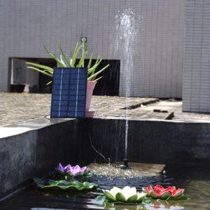birdbath-installation