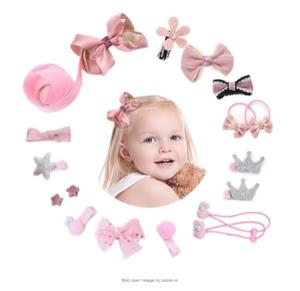 Toddler Ribbon Bows