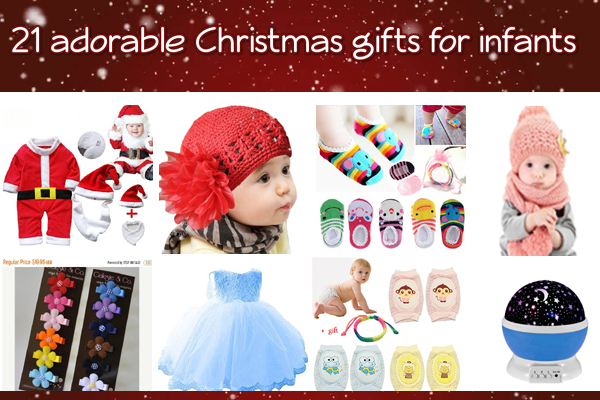 christmas gifts for infants