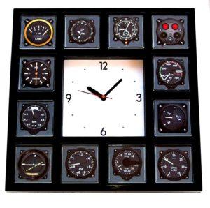 cockpit-panel-clock