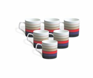 Creamer and Mugs Set