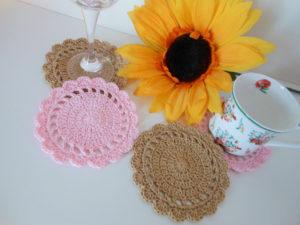 crochet-coasters