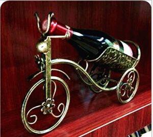 cycle-shaped-wine-bottle-holder