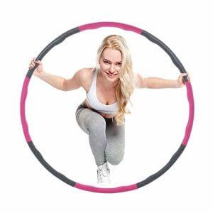 Dance hula hoop