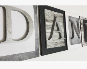 Dance teenager room sign