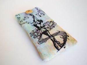 Dancer phone sleeve