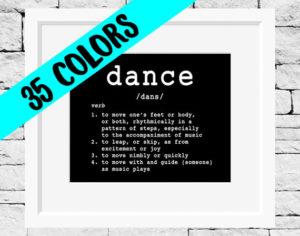 define-dance