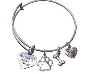 dog-charm-bracelet