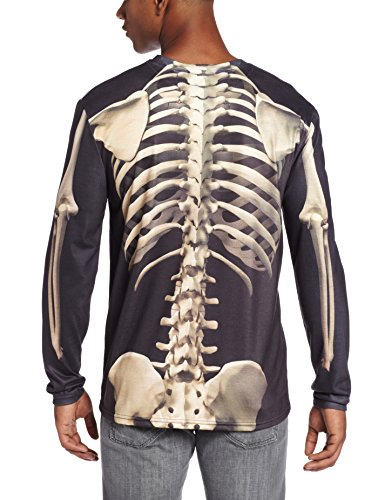 faux-real-mens-skeleton-halloween-t-shirt