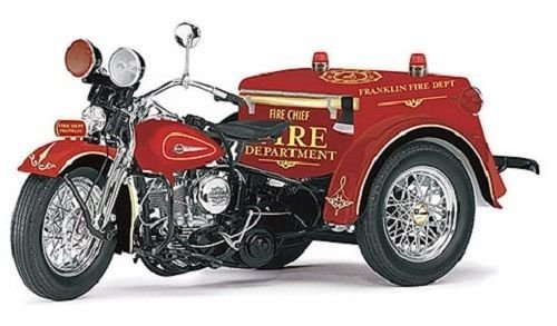 fire-chief-service-car-model
